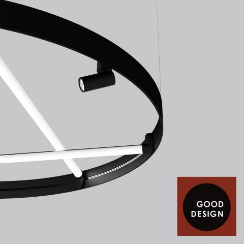 Eureka Luminaires Win Five Good Design Awards
