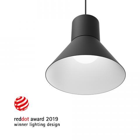 Verner Wins Red Dot 2019 Eureka Lighting