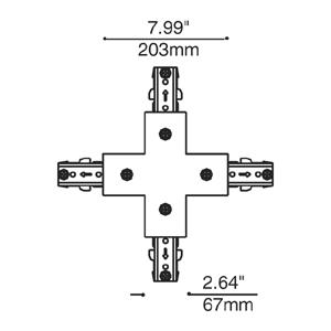 Connecteur d'alimentation en X
